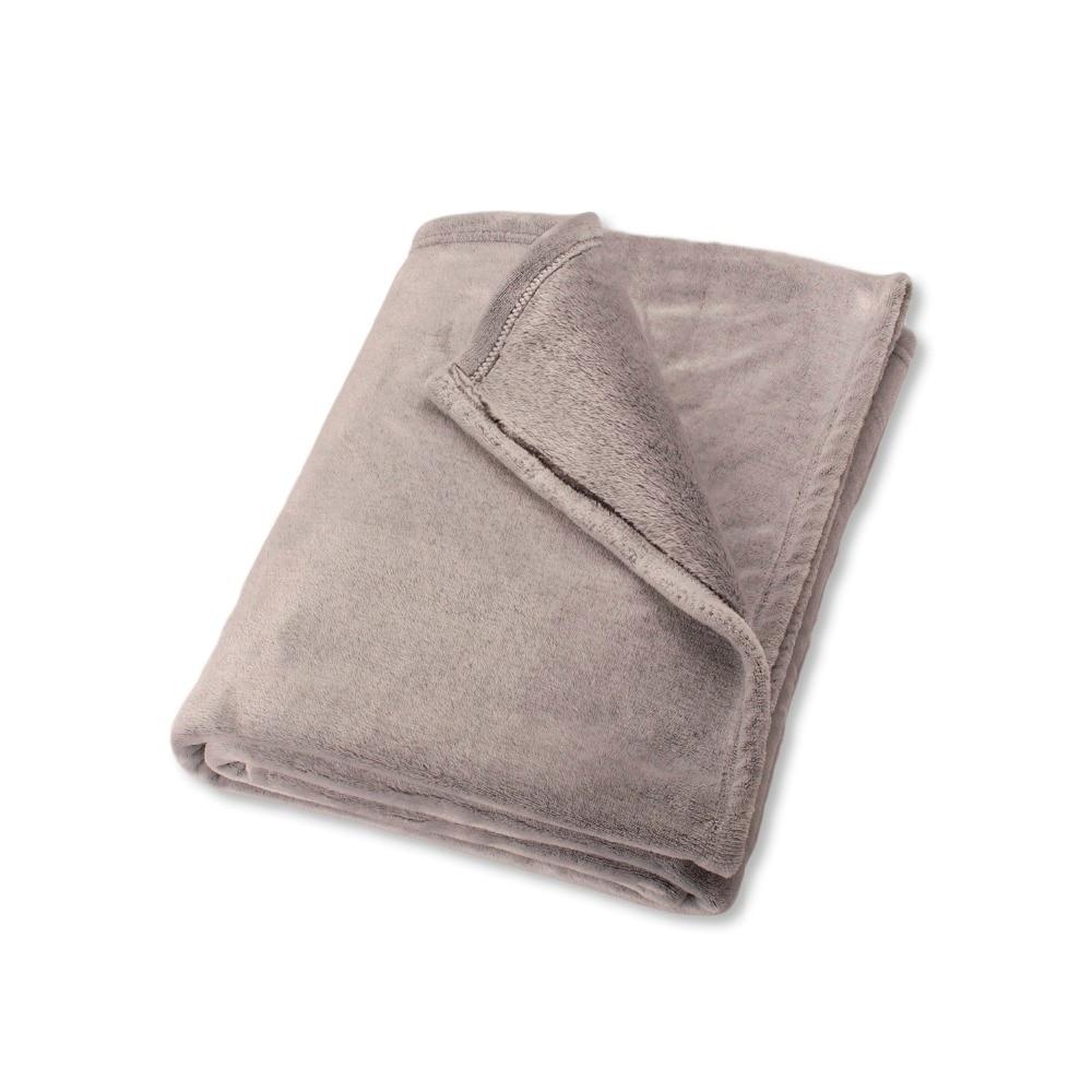 100% Ultra Yumşaq Mikro Lif Atma Yorğan Flanel Fleece Super - Ev tekstil - Fotoqrafiya 5