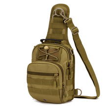 Cycling Sport Camping Man Bag Military Tactical Backpack Outdoor Crossbody Bags Hiking Sling Chest Pack
