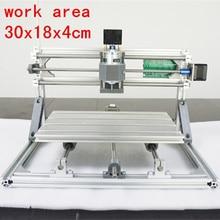 CNC3018 standard / mini engraving machine laser CNC three-axis parts
