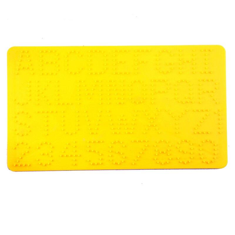 5 mm d'utilisation Alphabet et nombre panneau perforé / panneau pour - Jeux et casse-tête - Photo 6