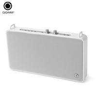 GGMM E5-100 Draadloze bluetooth speaker WIFI portable Speakers met Multi Kamer Muziek Lederen Strap Twee kanaals Met Airplay