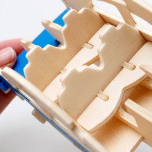 3D Wooden Assembly Toys