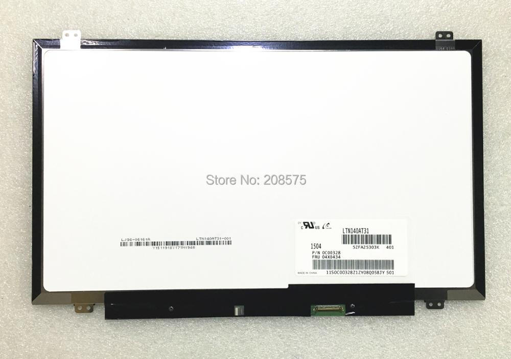 Free shipping LTN140AT31 N140BGE-E43 N140BGE-E33 HB140WX1-301 HB140WX1-601 B140XTN03.2 Laptop lcd screen 1366*768 EDP 30pins 14 0 lcd laptop screen boe hb140wx1 601 hb140wx1 led panel for new 14 wxga hd display matte