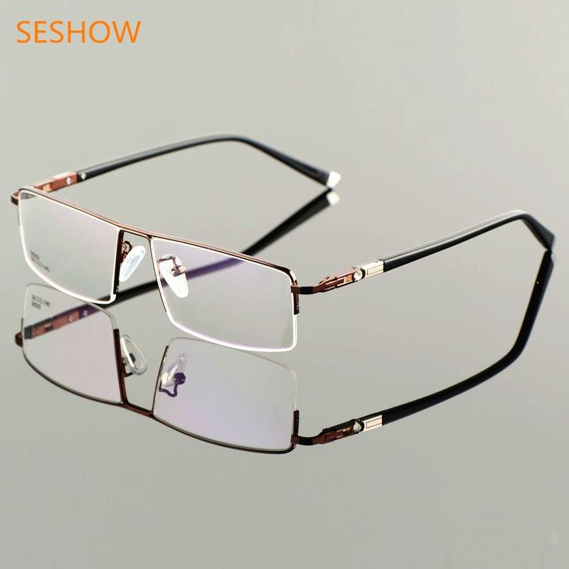 Business Men's Spectacle Frame, Ultra Light Titanium Alloy - Kläder tillbehör