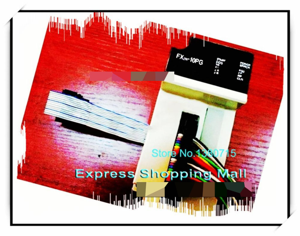 New Original FX2N-10PG Pulse Output Block free shipping nema23 425 oz in cnc stepper moto 3 0a cnc stepping motor 23hs2430