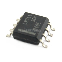 LM311DR Comparator General Purpose MOS, Open-Collector, Open