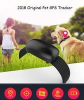 2018 Mini GPS Tracker Children Listening Device Waterproof GPS Tracker For Dog GPS Locator 15 Days Standby Kids Tracking Device
