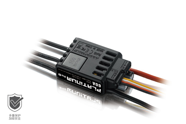 ФОТО F17552/3 Platinum Pro 50A / 60A V3/ V4 Brushless Electronic Speed controller ESC for RC Drone Heli FPV Multi-Rotor