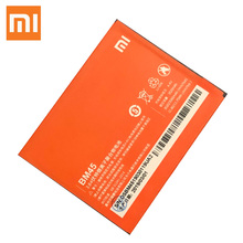 100% Original xiaomi bm45 battery For Xiaomi Redmi Note 2 Cellphone Battery BM45 3020mAh RedMi Red Rice Hongmi