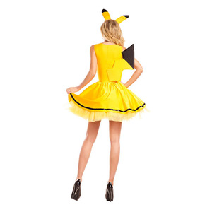 Image 2 - Halloween Costume Women Fancy Dress Sexy Cute Anime Cosplay Party Wear Girls Holiday Festival Dance Clothes For Adult