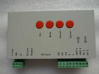 T 1000S الصمام بطاقة sd بكسل المراقب ؛ b نوع ؛ دعم tls3001 ic ، dc5 24v المدخلات؛ الناتج إشارة spi تحكم RGB مصابيح وإضاءات -