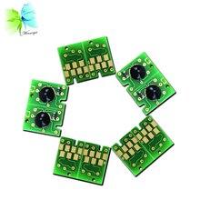 цены на Winnerjet New T5441-T5448 cartridge chip For Epson stylus pro 4000 7600 9600 printer+free chip resetter  в интернет-магазинах