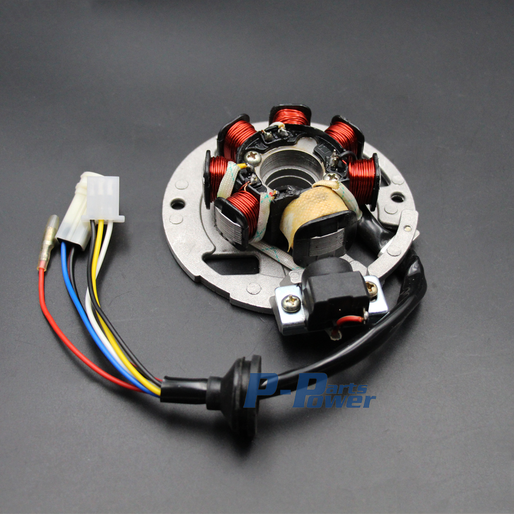 6 Wire Stator Alternator For Yamaha Jog Minarelli Scooter Moped 49cc 50cc  90cc NEW-in Motorbike Ingition from Automobiles & Motorcycles on  Aliexpress.com ...