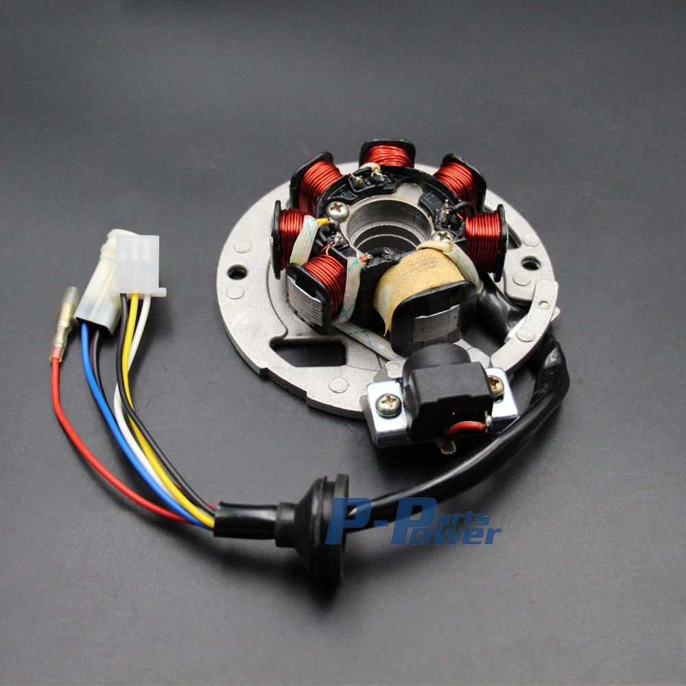 Minarelli 50cc stator wiring diagram