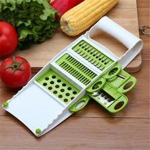 Multifunctional Vegetable Dicer Vegetable Slicer Grater Salad Maker Fruits Cutter Kitchen Gadgets Cooking Tools