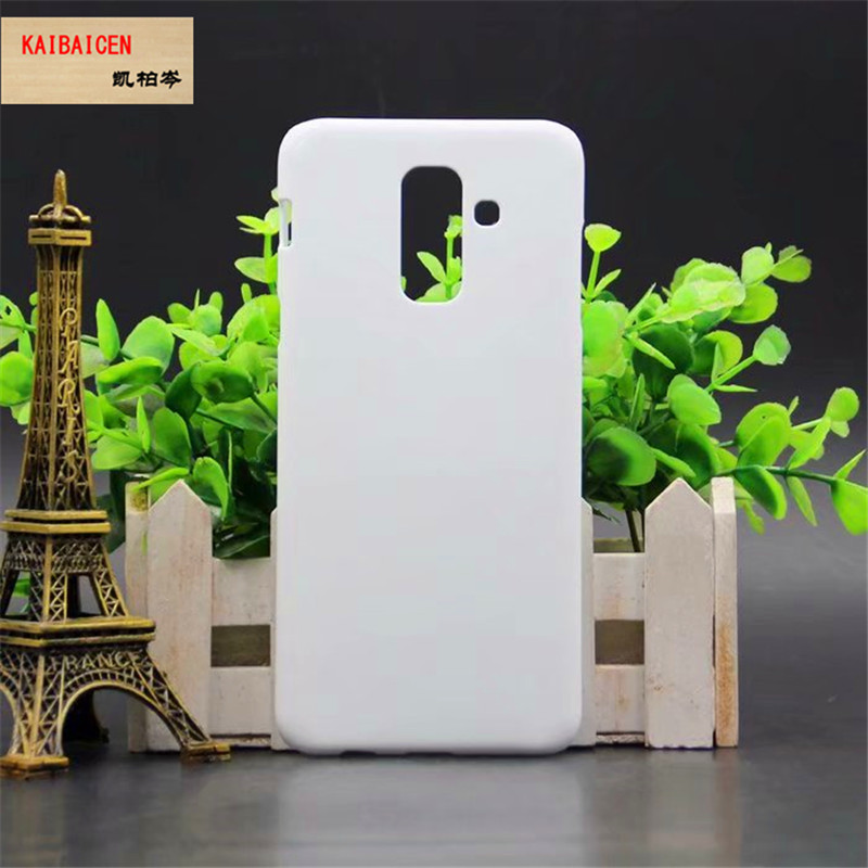 DHL Freeshipping For Samsung A6 Plus 3D Sublimation Cell Phone Cover Case