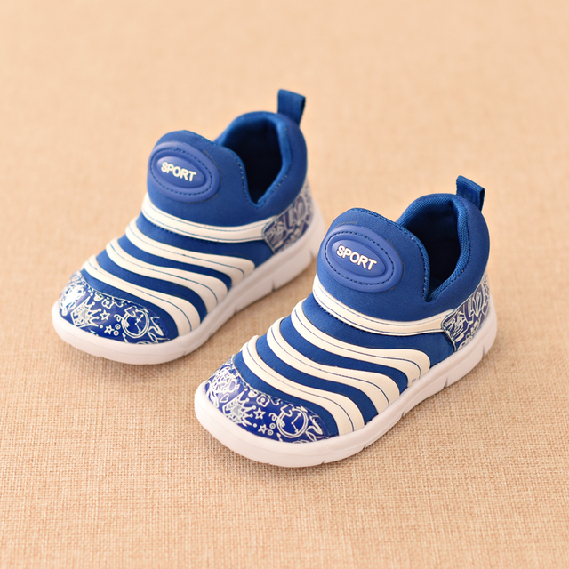 2016 spring autumn children sport shoes 3 layers air mesh breathe running shoes soft comfort girls boys outdoor kids sneakers