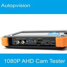 7 «HD 1080 P AHD аналоговые камеры тестер VGA HDMI вход 12V2A выход AHD камеры тестирования тестер для CCTV монитор