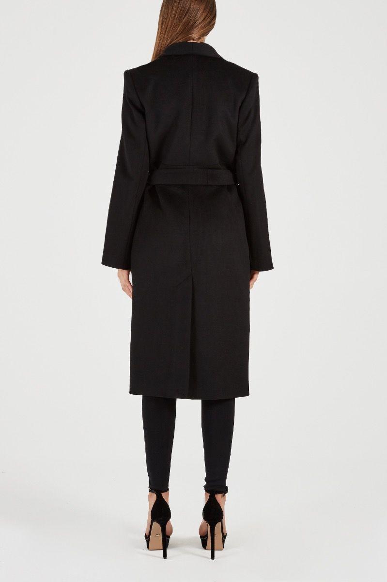 Manteau Taille De Réglable Mandarin Partie Élégante Veste Mode Col Qualité Top Noir Femmes Zwx0x5Ra