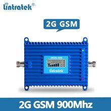 Lintratek AGC GSM повторитель 900 МГц 70 дБ 20 дБм 2G мобильный телефон усилитель сигнала 900 МГц GSM усилитель сигнала повторитель KW20L GSM