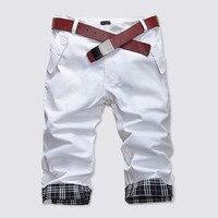 Eight colors Shorts Men 2018 New Mens Casual Shorts Male Loose Work Shorts Man Short Pants