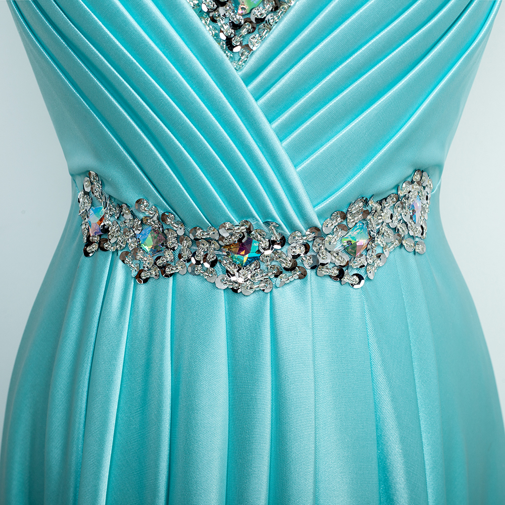 Seksi večernje haljine 2019 Elegantna duga haljina za formalne - Haljina za posebne prigode - Foto 4