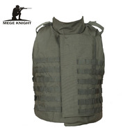 MEGE Brand ClothingTactical Vest Military Equipment Field Protective Equipment Moller System Interceptor Army Vest free size