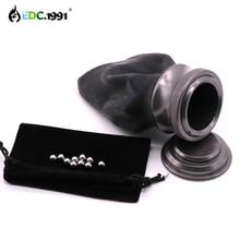 Slingshot 장난감 알루미늄 합금 슈팅 포켓 컵 사냥 복합 캠핑 활 화살표 미니 샷 화살표 브러시 야외 도구