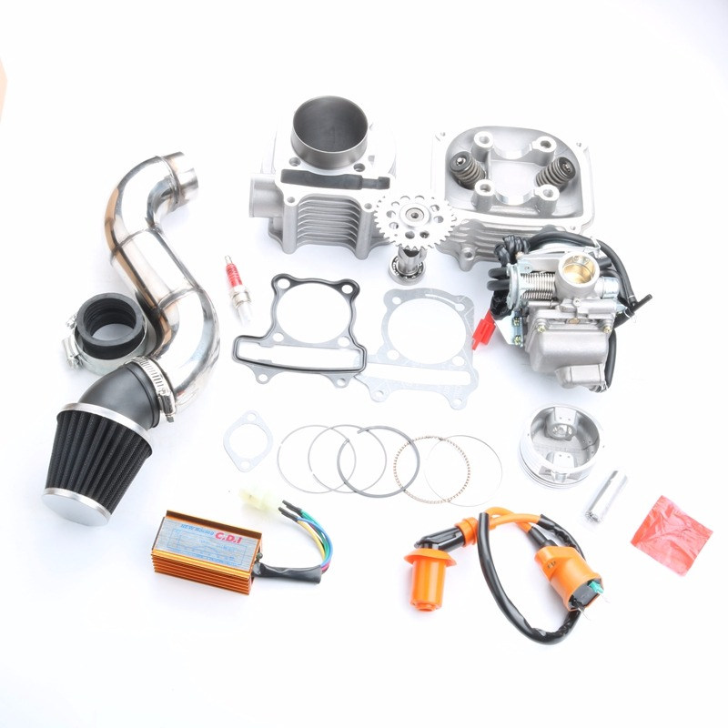 52mm Big Bore Performance Kit & A9 Cam & AC CDI & Fan for Chinese