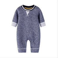 2019 Fashion baby girl boy clothessoft fleece kids one pieces Jumpsuits romper 0 24M infant girl boys clothes baby costumes