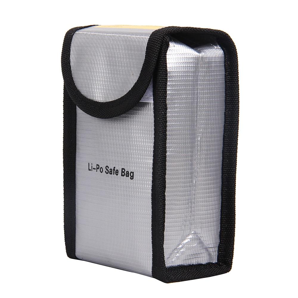 Office Document Folder Fireproof Explosionproof Lipo Battery Safe Bag Portable Heat Resistant Pouch Sack For  DJI Phantom