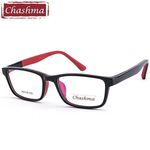 beac5b550f534 Chashma Marca Crianças 10 Anos Adolescentes Menina e Menino Óculos TR 90  Prescrpiton Quadros Óculos de