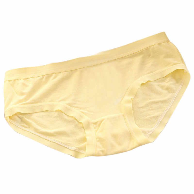 MUQGEW 2019 النساء سراويل امرأة السروال ثونغ الخيزران الألياف سراويل داخلية النساء مريحة مثير سلس سراويل # y4