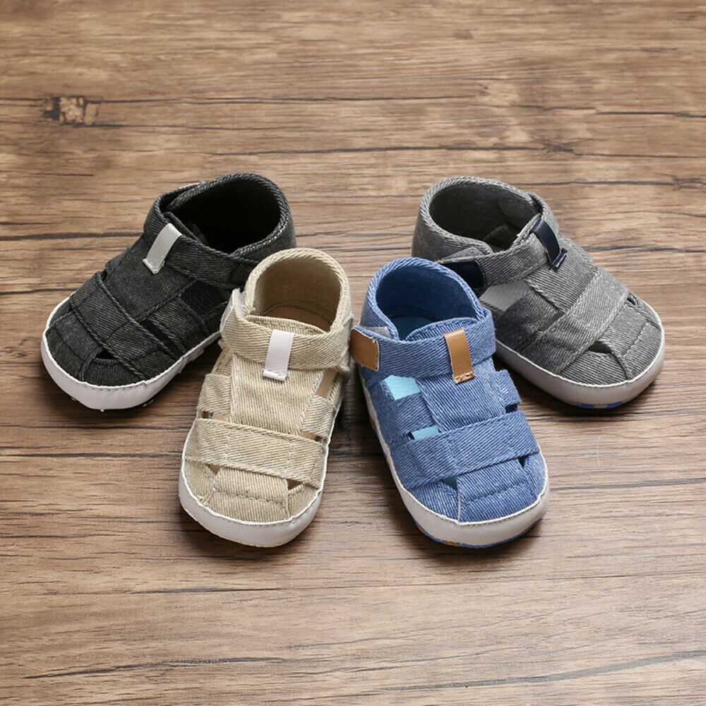 0-18M Baby Kid Tassel Soft Sole Shoes Infant Boy Girl Toddler Crib Prewalker Lot