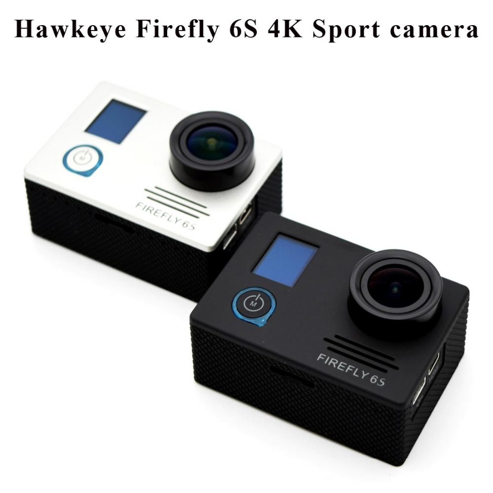Hawkeye Firefly 6S 4K Sport Camera FHD DV 16M CMOS WiFi Stabilization Waterproof Camera FPV apdty 375116 engine oil pan