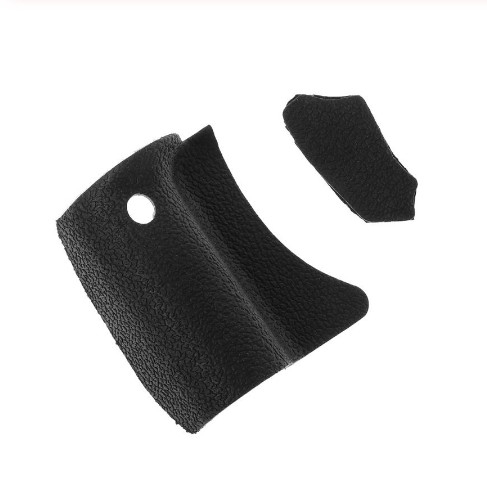 Body Rubber (Grip Rubber and Thumb Rubber) For <font><b>Canon</b></font> <font><b>550D</b></font> Camera Replacement Unit <font><b>Repair</b></font> <font><b>Parts</b></font> image