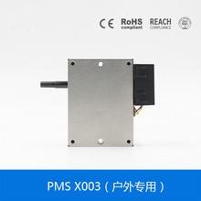 Capteur de particules extérieur PMSX003 mesurer avec précision le capteur dair intérieur PM10