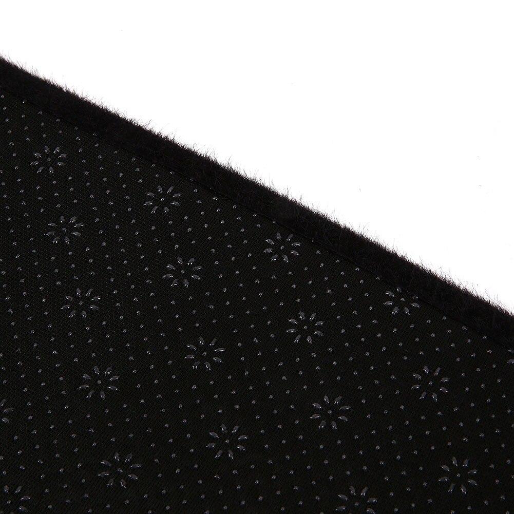 Vehemo силиконовый коврик для приборной панели, крышка приборной панели, запчасти для приборной панели, Солнцезащитная Накладка для машины, черный для Toyota Camry 6th 2010-2011