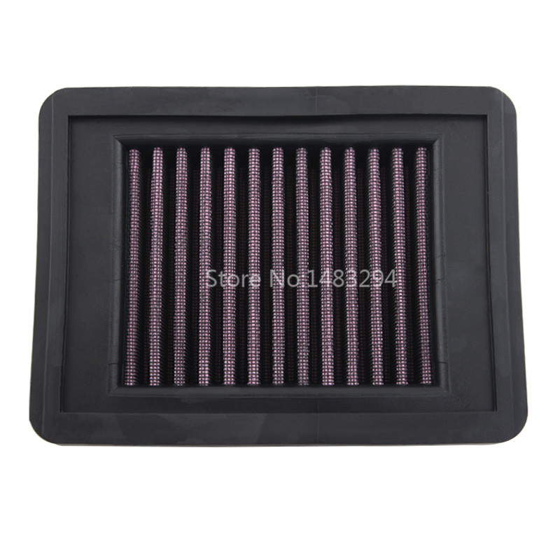 Purple Motorcycle High Flow Air Filter for Yamaha YZF R25 13 14 YZF R3 2015 Air Filters & Systems Automobiles & Motorcycles - title=