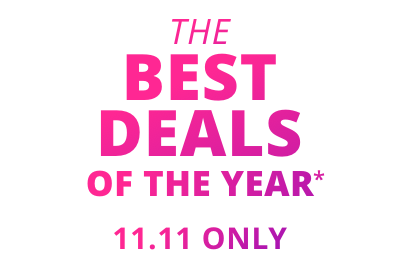 11.11 the best deals of the year