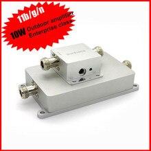 Via DHL et FedEx et EMS D'origine Sunhans SH24Go10W 10 W 40dBm 2.4 GHz Signal Sans Fil Répéteur Extérieure WiFi Signal amplificateur