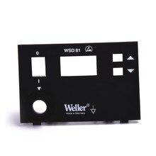 Передняя панель управления дисплей Веллер T0058752754 для паяльной станции Weller wsd81