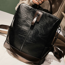 Vintage Ladies College Backpack Travel Bags Youth Bagpack Fa