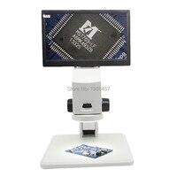 Full HD HDMI/USB video электронный микроскоп обслуживания мобильного телефона цифровой все в одном ПК Ремонт iPhone PCB SMD SMT BGA