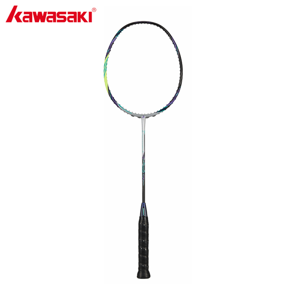 2019 Kawasaki Badminton raquettes professionnel Type 30T en Fiber de carbone boîte cadre raquette pour les joueurs professionnels P5 P5-Magic