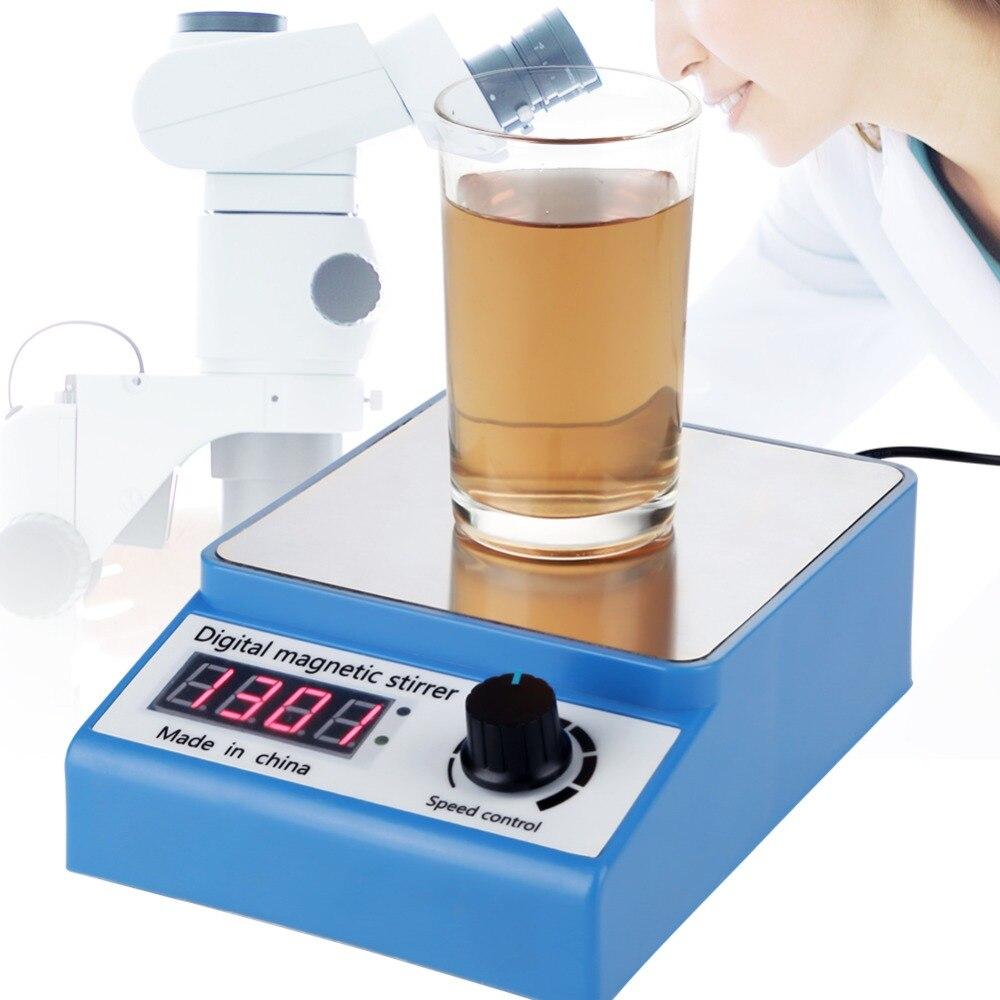 ZGCJ 3A 100 240 v 0 3000 rpm Digitale Magnetico Laboratorio Agitatore Mixer di Controllo Piastra di ZGCJ 3A Spina DEGLI STATI UNITI-in Materiale didattico da Articoli per scuola e ufficio su  Gruppo 1