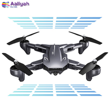 цена на RC Quadcopter Drone Aircraft WiFi FPV 4K Camera Optical Flow 720P 4K Dual Camera Aerial Video 20min Flying Time Foldable Selfie