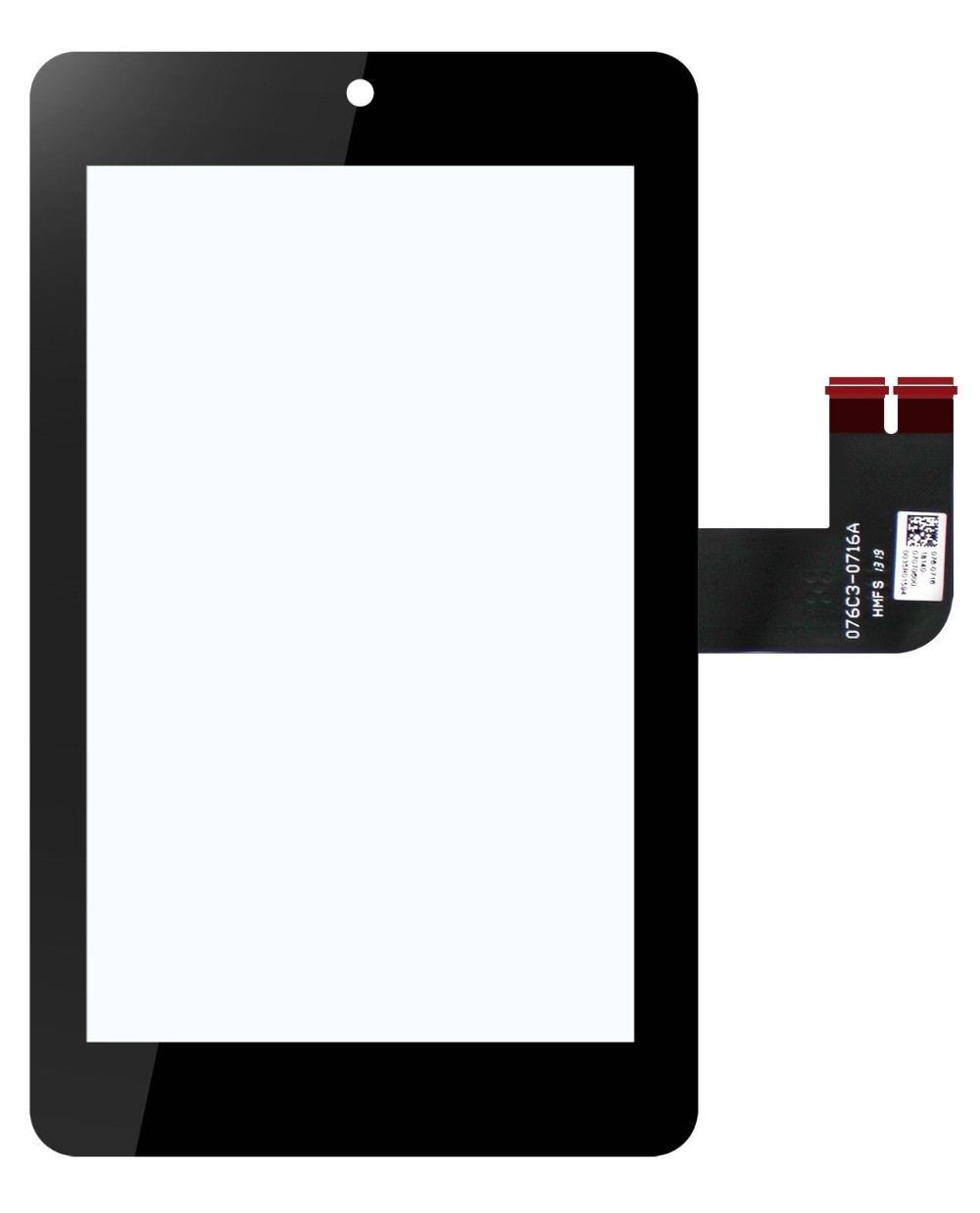 For ASUS MeMO Pad HD7 ME173 ME173X K00b Touch Screen With Digitizer Panel Front Glass Lens Black Color Free Shipping цены