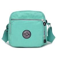 Women 2017 Messenger Bag Nylon Small Shoulder Bag Ladies Bolsa Feminina 10 Color Waterproof Travel Bag