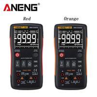 ANENG Q1 True RMS Digital multimeter esr meter testers automotive electrical dmm transistor peak tester meters resistor